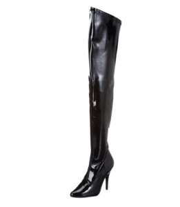 Latexstiefel