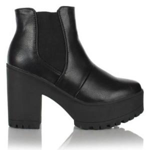 Blockabsatz Schuhe
