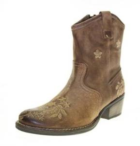 Cowboy-Stiefeletten