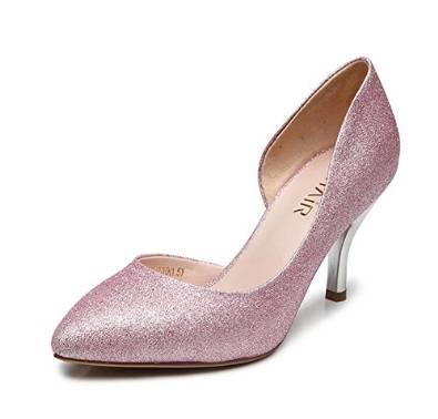 Schuhe glitzer rosa