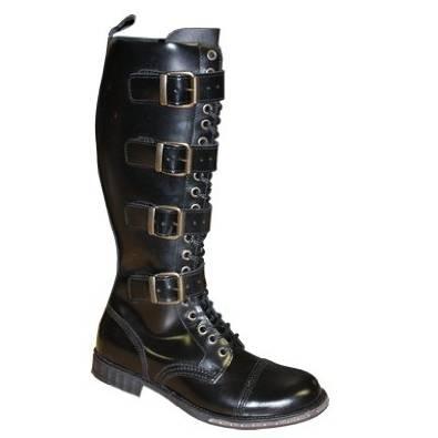 stiefel mit schnallen g nstige stiefel mit schnallen im online shop kaufen. Black Bedroom Furniture Sets. Home Design Ideas