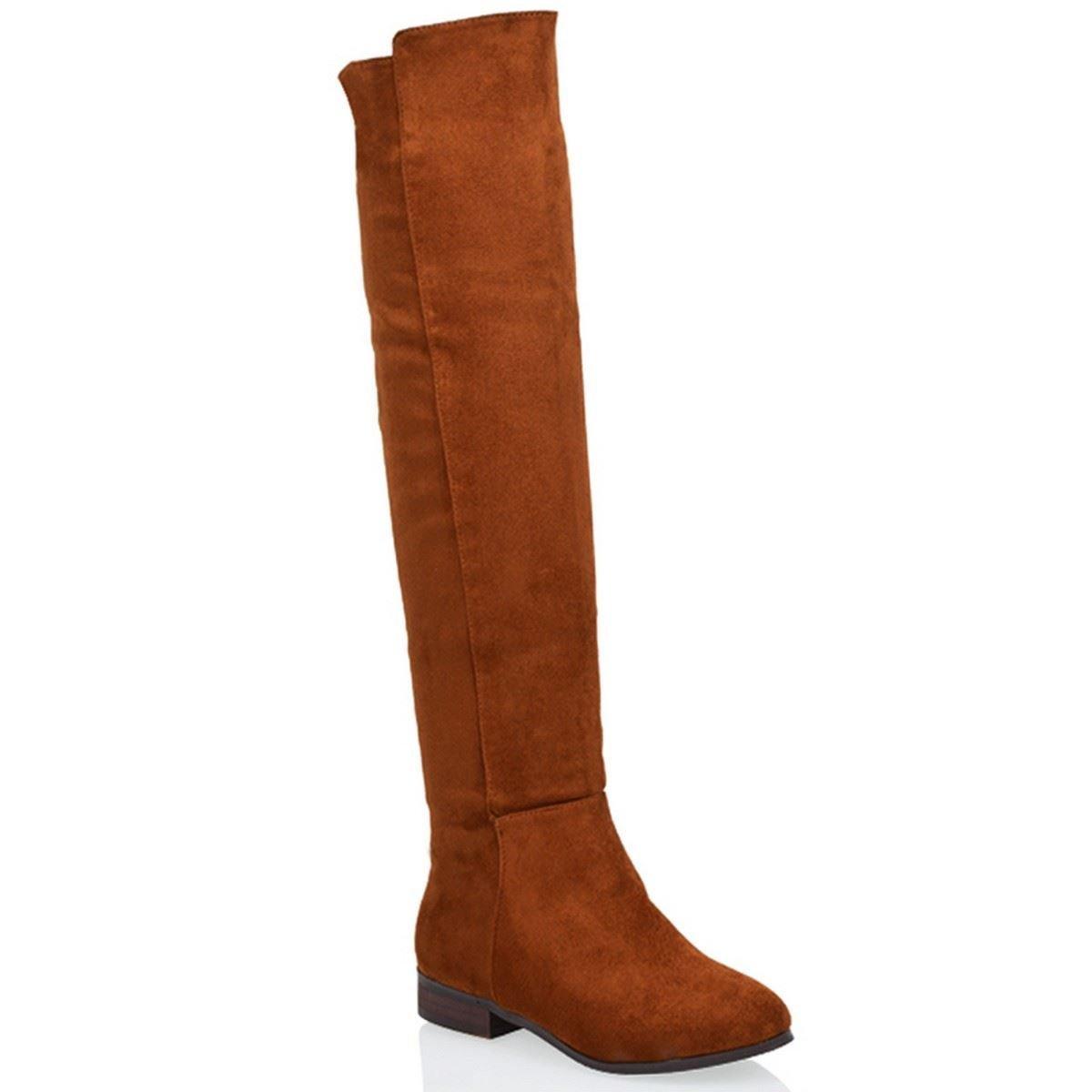 Stiefel ohne Absatz kaufen » Online Shop & Sale
