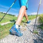 Die richtigen Schuhe für Nordic-Walking-Fans: Worauf es ankommt